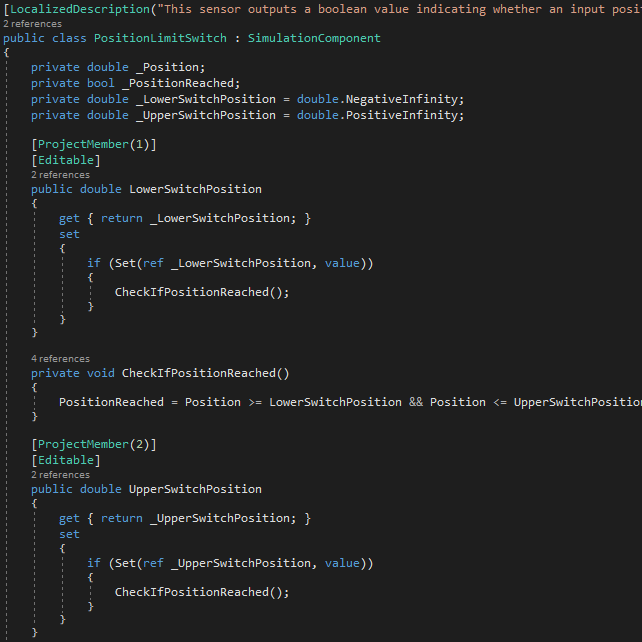 API - twin Funktionen